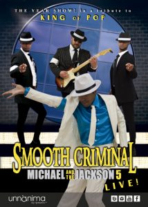 SMOOTH CRIMINAL MICHAEL AND JACKSON 5 LIVE