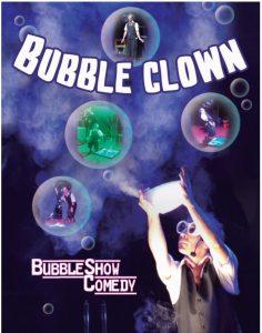 bubbles clown