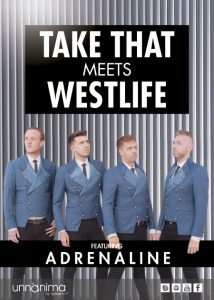TAKE THAT MEETS WESTLIFE